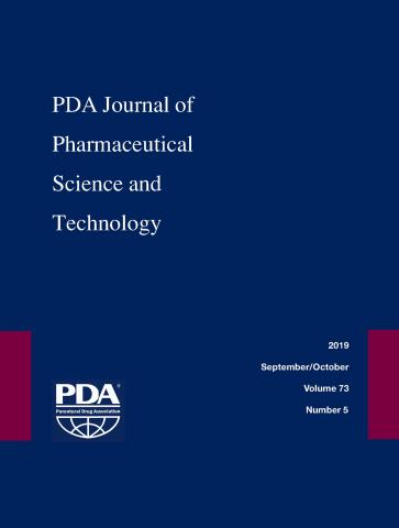 PDA Journal of Pharmaceutical Science and Technology: 73 (5)