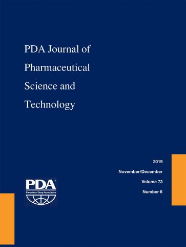 PDA Journal of Pharmaceutical Science and Technology: 73 (6)