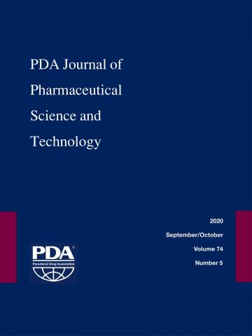 PDA Journal of Pharmaceutical Science and Technology: 74 (5)