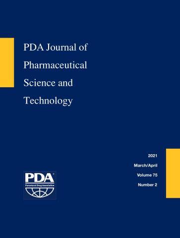PDA Journal of Pharmaceutical Science and Technology: 75 (2)